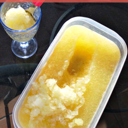 Lemon Vodka Slush