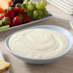 Lemon-Yogurt Dip