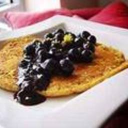 Lemon Chia Vegan Pancake