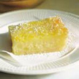 Lemon Curd Squares
