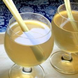 Lemongrass and Ginger Drink