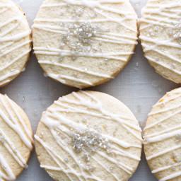 Lemony Slice-And-Bakes