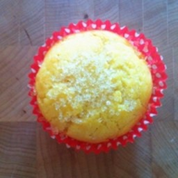 Lemony (Splenda) Cupcakes