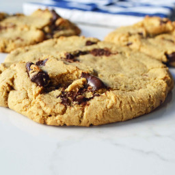 Lenny and Larry's Protein Cookie Copycat