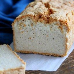 Lentil Bread - Gluten-free Vegan Sandwich Bread
