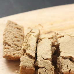 Lentil Pancake Loaf