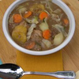 Lentil Soup (bouillon)