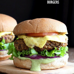 lentil walnut burgers recipes | BigOven