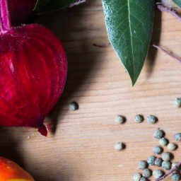 Lentils and Beets
