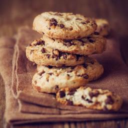 Les cookies au chocolat d'Emilie