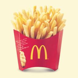 Les Frites McDonald's