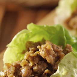 Lettuce Cup Tacos
