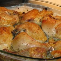 Lex's Roast Chicken
