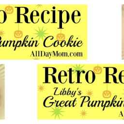 Libby's Great Pumpkin Cookie Recipe