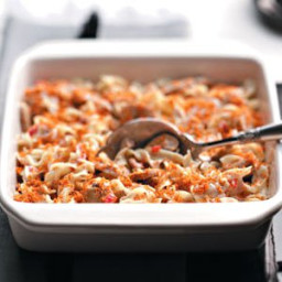 Light-But-Hearty Tuna Casserole