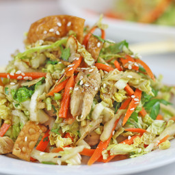 Light Chinese Chicken Salad