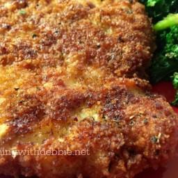 Lighter Chicken Fried Chicken