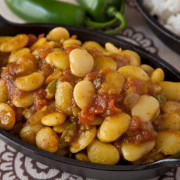 Lima Bean Curry