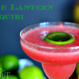 Lime Lantern Daiquiri