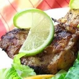Lime-Tarragon Grilled Chicken