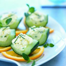Little Cucumber Boats