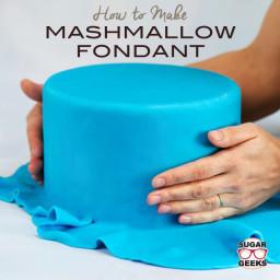 LMF Marshmallow Fondant