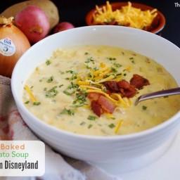 Loaded Baked Potato Soup - Carnation Cafe