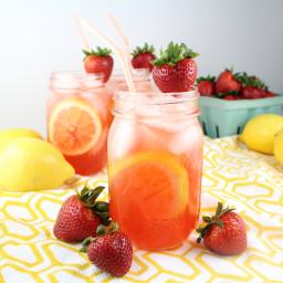 Loaded Strawberry Lemonade Recipe