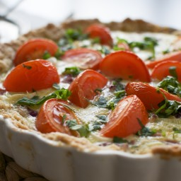 Quiche and Savory Pies recipes