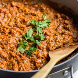 Lobio Recipe {Georgian Red Bean Stew}