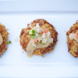 Lobster Cakes Recipe