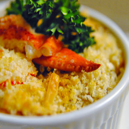 Lobster Macaroni & Cheese