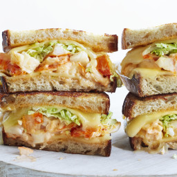 Lobster Reubens