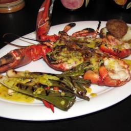 Lobster Thermidor a La Julia Child