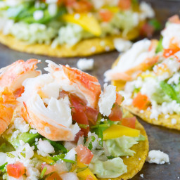 Lobster Tostadas