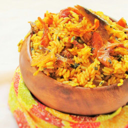 Local Jollof Rice