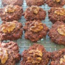 Low Calorie Chocolate Walnut Quinoa Drops