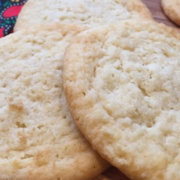 Low-Carb Almond Cinnamon Butter Cookies Recipe