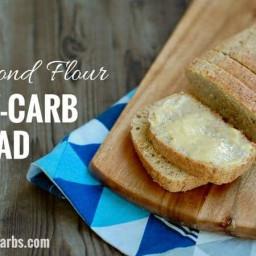 Low-Carb Almond Flour Bread