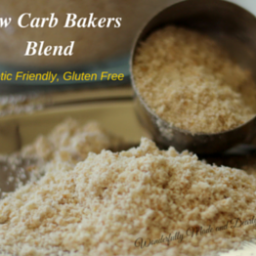 Low Carb Bakers Blend