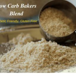 Low Carb Baker's Blend
