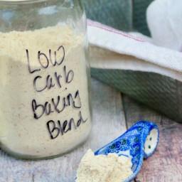 Low Carb Baking Mix