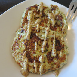 Low-Carb Cauliflower Fish Cakes