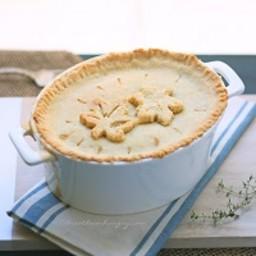 Low Carb Chicken Pot Pie Recipe – Gluten Free