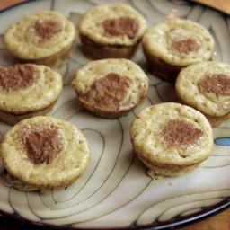 Low Carb Cinnamon Roll Bites