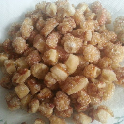 Low-carb Homemade Pork Rinds using a Dehydrator