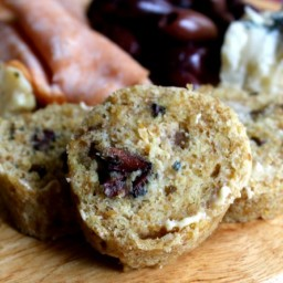 Low-Carb Kalamata Olive Bread – Oh Heaven!