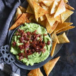 Low Carb Keto Tortilla Chips Recipe
