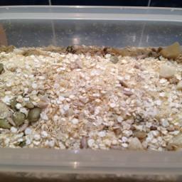 Low Carb Quinoa Muesli