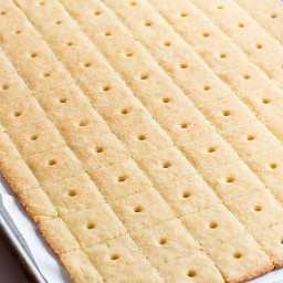 Low Carb Parmesan Cheese Crackers